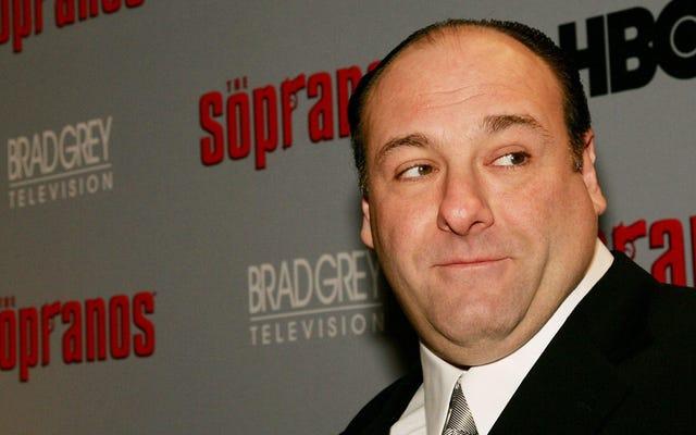 Apparentemente HBO ha dato a James Gandolfini 3 milioni di dollari per non fare The Office