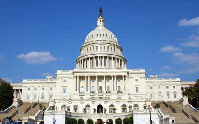 El Senado vota para que el decimonoveno sea el feriado federal siempre y cuando nadie piense demasiado en su importancia