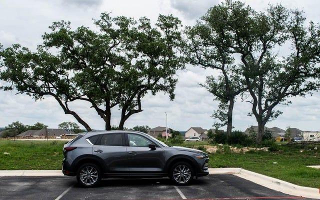 Mazda CX-5 Signature AWD Turbo : un mélange parfait de confort, de beauté et de performances