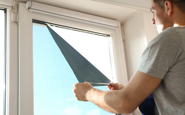 วิธีย้อมสี Windows ในบ้านของคุณ (และทำไมคุณถึงต้องการ)