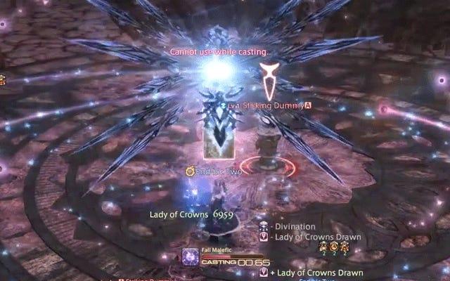 Odkrycie mojej miłości do Final Fantasy XIV uchroniło mnie przed wypaleniem Covid