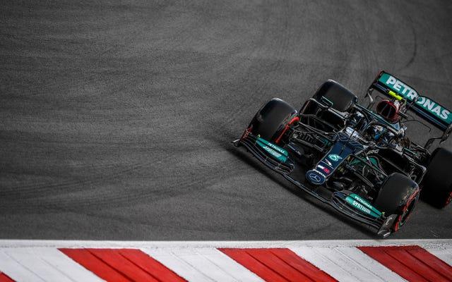 バルテリ・ボッタスが2021年のポルトガルGPでルイス・ハミルトンのポールを否定