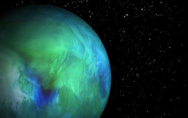 Images sympas de mondes extraterrestres réalisés avec des objets ménagers numérisés
