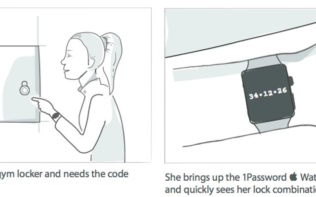 Ukradnij ten pomysł: aplikacja na smartwatch, która automatycznie podaje hasła