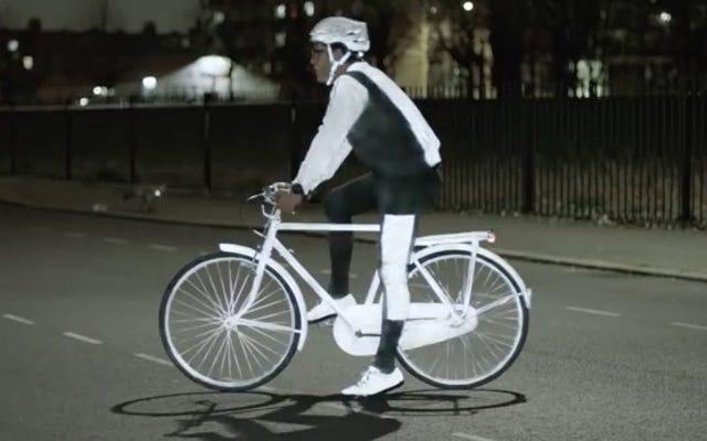 Действительно ли Crazy Tech - это ответ на вопрос о безопасности людей на велосипедах?
