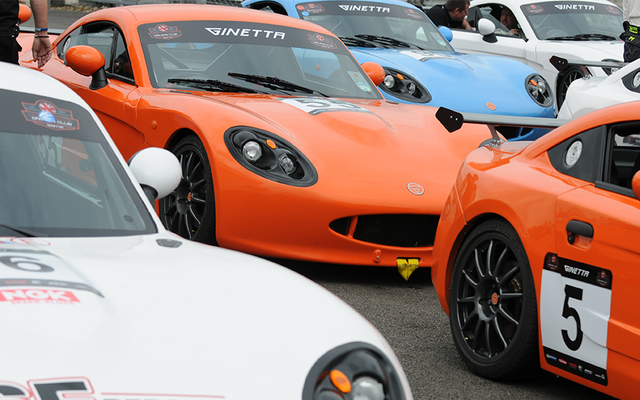 Ginetta è la compagnia automobilistica più incredibile che corre a Le Mans