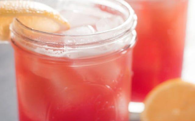 Buvez des cocktails à la bière si vous ne voulez pas vous faire marteler ce soir