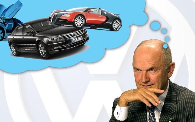 VWの元会長の狂った天才と彼の大胆な車の遺産