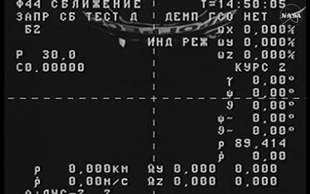 Có một con tàu chở hàng vượt quá tầm kiểm soát trên đường đến ISS