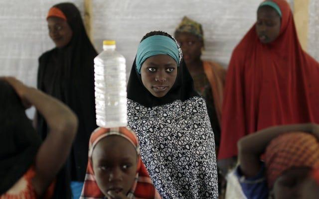 नाइजीरियाई सेना ने बोको हराम से सैकड़ों महिलाओं और लड़कियों को बचाया