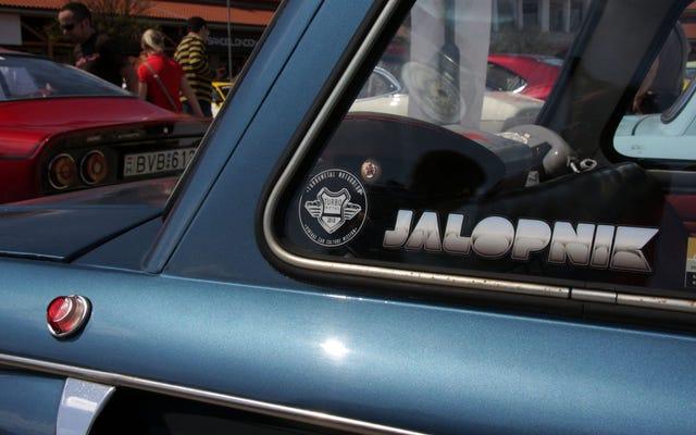 Dai un'occhiata ai grandi classici di uno dei più grandi raduni automobilistici di Budapest