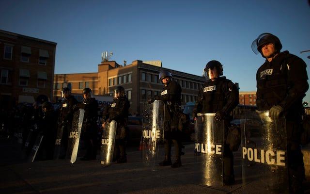 Gliniarz z Baltimore: Jesteśmy głodni i brakuje nam wynagrodzenia za nadgodziny