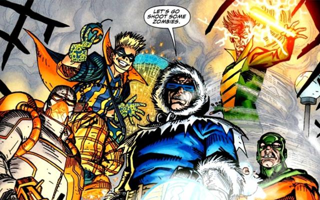 コミックで最も愚かなスーパーヴィランへのガイド、フラッシュのローグズ