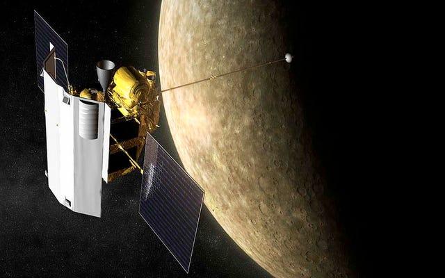 RIP Messenger: Tàu vũ trụ đã dạy chúng ta điều gì về sao Thủy