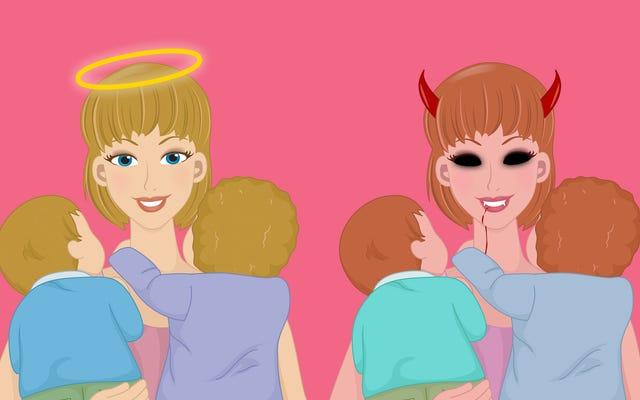 あなたとあなたの子供のための最高のベビーシッターを見つける方法