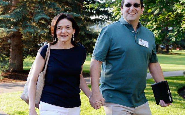 David Goldberg, époux de Sheryl Sandberg, est décédé