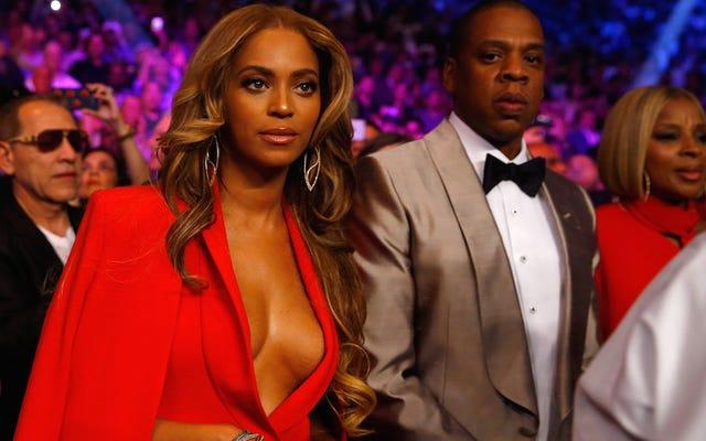 Beyoncé ile 'Yüzyılın Dövüşü'