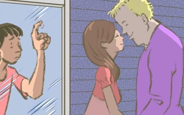 あなたがデートのために撃墜されたときにあなたの尊厳を保つ方法