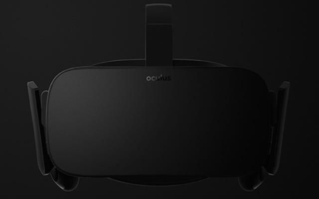 OculusRiftの商用バージョンがついに2016年初頭に到着します