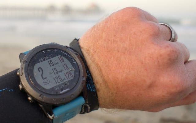 Đánh giá đồng hồ Garmin Fenix 3: Đồng hồ thông minh dành cho vận động viên ngoài trời