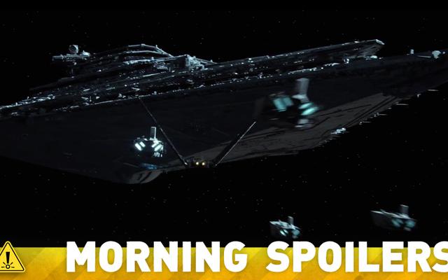सबसे नया स्टार वार्स अफवाह सेना के जागनों के बारे में भी नहीं है