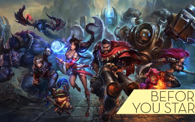 Suggerimenti per principianti per giocare a League of Legends
