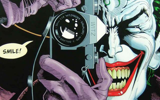 DC Comics machten fast eine Fortsetzung von Alan Moores The Killing Joke