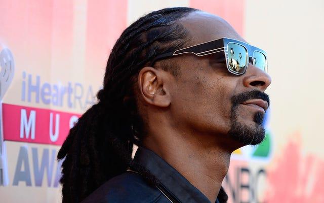 Snoop Dogg ama Game of Thrones, cree que está basado en la vida real