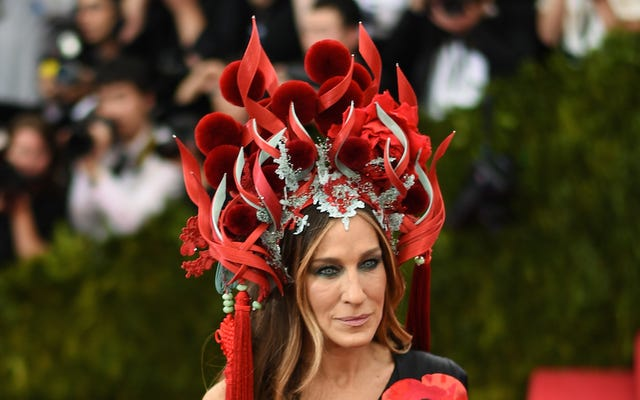 Sarah Jessica Parker continua a prendere in giro Sex and the City 3
