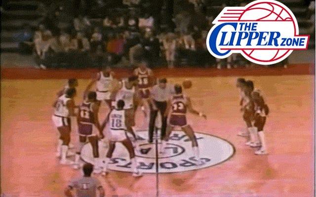 スポーツで最悪のチームである80年代のクリッパーズでプレーするのはどんな感じでしたか