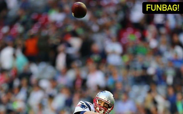 NFLはボールの不正改造を合法化する必要があります