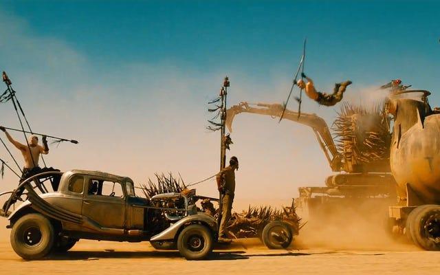 Создание Безумного Макса: Дорога ярости: «Мы снимали одну сцену 138 дней»