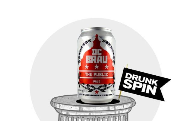To powinno być oficjalnym stanowym piwem w Waszyngtonie