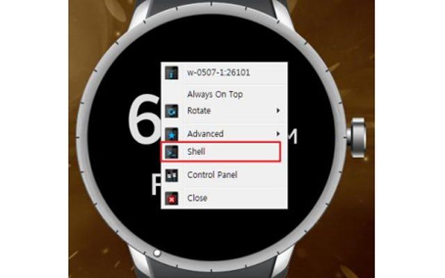 Samsung'un Bir Sonraki Akıllı Saati Yuvarlak Ekran ve Dönen Çerçeve Paketleyecek