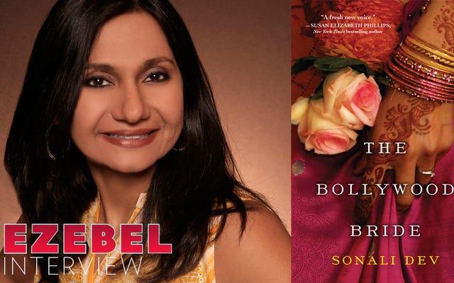 Parler à Sonali Dev, l'écrivain qui amène Bollywood aux romans d'amour