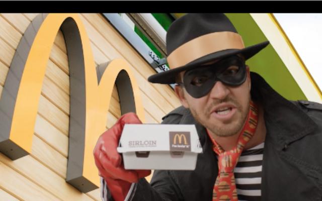 เกิดอะไรขึ้นในโปรโมชั่น Hamburglar ล่าสุดของ McDonald?