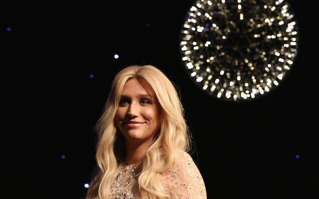 Kesha Tentang Gangguan Makannya: 'Saya Pergi ke Tempat Gelap'