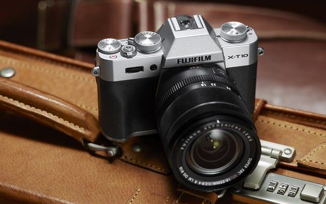Fujifilm X-T10: una versione più piccola e più semplice del celebre X-T1