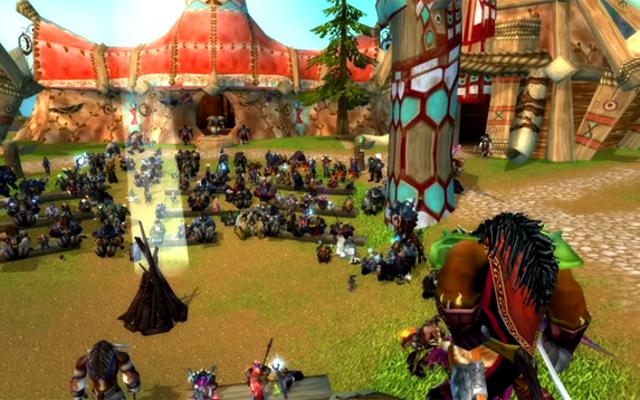 Nếu người chơi phụ trách World of Warcraft