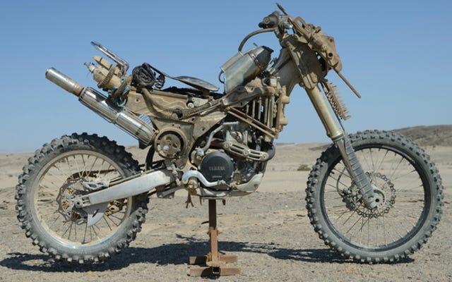¿Puedes identificar todas las motocicletas en Mad Max?