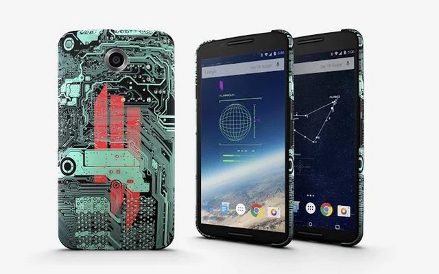 SkrillexはGoogleでいくつかの高価で無意味な電話ケースを作りました