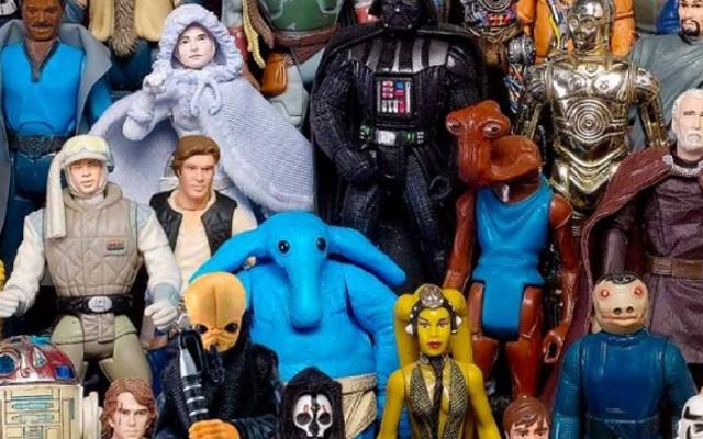スターウォーズのおもちゃの画期的な歴史