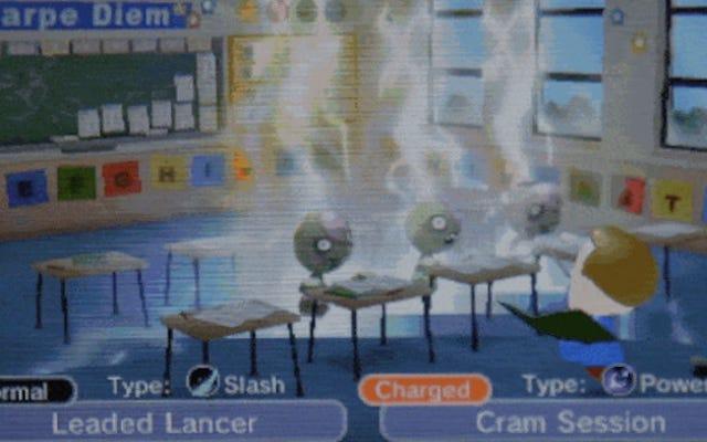 Đây là một điều xảy ra trong trò chơi Zombie của Nintendo