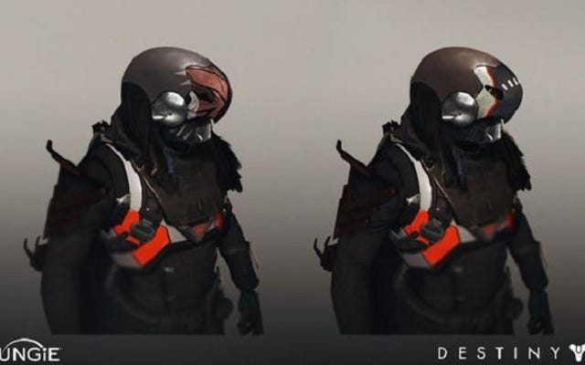 Il nuovo casco di Destiny è un boss-killer istantaneo