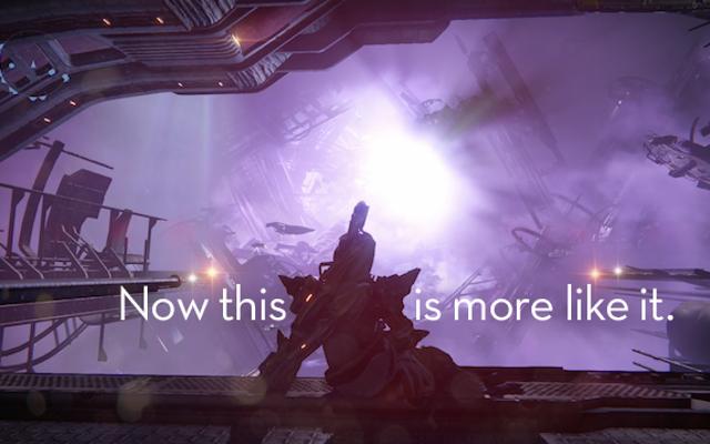 今週、Destinyは地獄をはるかに良くしました