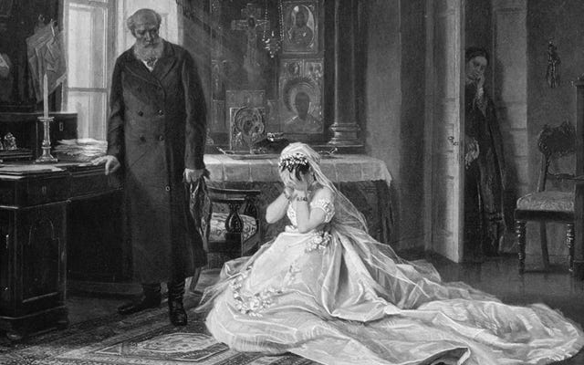 Apakah Anda Menangis di Pernikahan Anda?