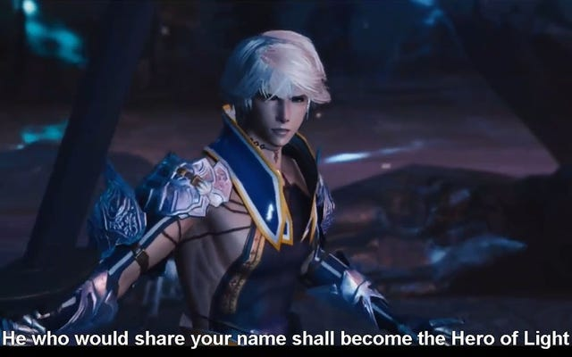 Der Mobius Final Fantasy Trailer mit englischen Untertiteln