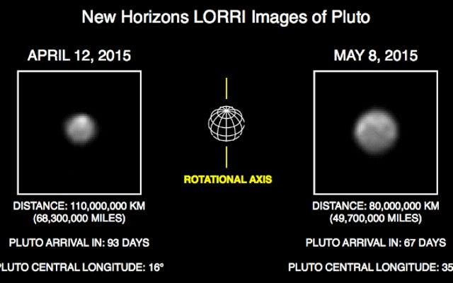 ニューホライズンの最新の冥王星の写真は、複雑で多様な表面を明らかにします