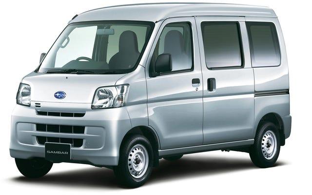 Subaru sta considerando un SUV a sette passeggeri (?) E ha bisogno di un nome