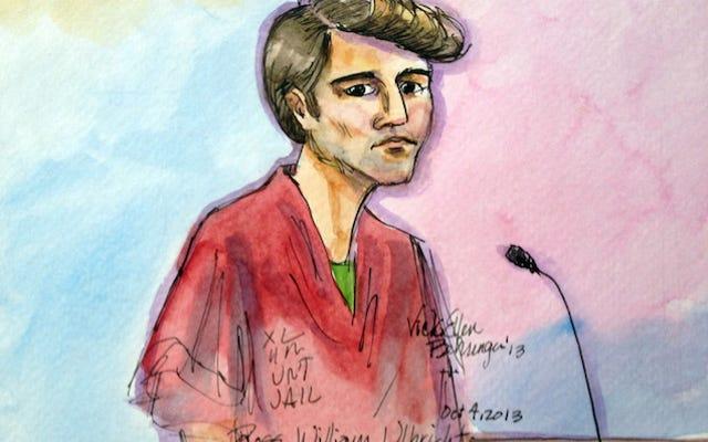 Con đường tơ lụa Vua ma túy Ross Ulbricht bị kết án chung thân trong tù